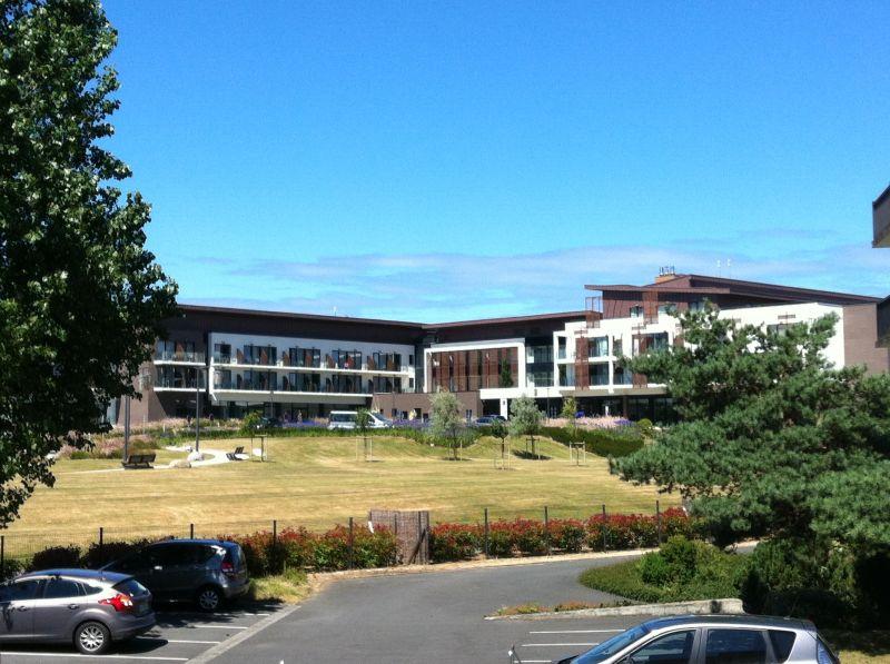 Vistas de las proximidades Alquiler Apartamento 69525 Cabourg