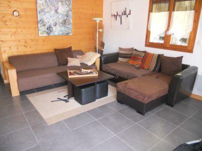 Sala de estar Alquiler Apartamento 72684 Vaujany