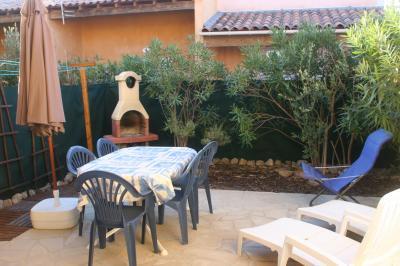 Jard�n Alquiler Villa 74591 Narbonne plage