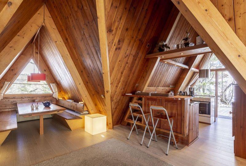 Sala de estar Alquiler Chalet 89274 Les Arcs
