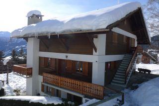 Vistas desde el balcón Alquiler Apartamento 91574 Verbier