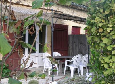 Terraza Alquiler Casa rural 97571 Bergerac