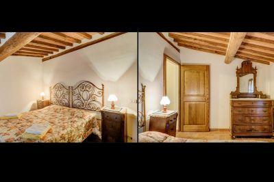 dormitorio 1 Alquiler Apartamento 102447 Sinalunga