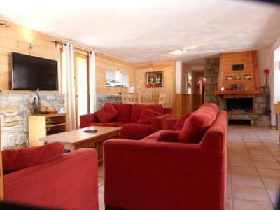 Sala de estar Alquiler Apartamento 105464 Sainte Foy Tarentaise