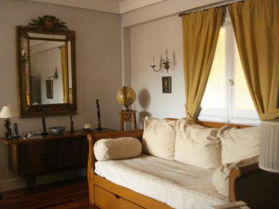 Sala de estar Alquiler Apartamento 106283 San Sebastián