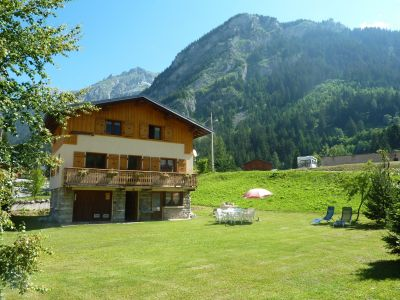 Vistas exteriores del alojamiento Alquiler Chalet 106385 Pralognan la Vanoise