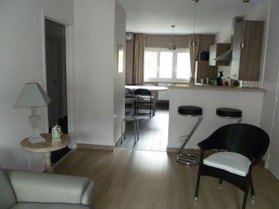 Sala de estar Alquiler Apartamento 106403 La Bourboule