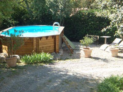 Piscina Alquiler Casa rural 112484 Vallon-Pont-D'Arc