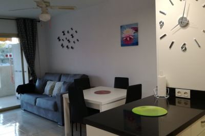 Sala de estar Alquiler Apartamento 115800 Salou