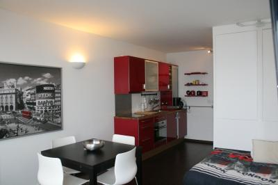 Sala de estar Alquiler Estudio 66556 Gourette