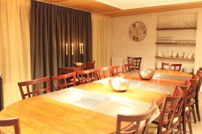 Sala de estar Alquiler Apartamento 83091 Valloire