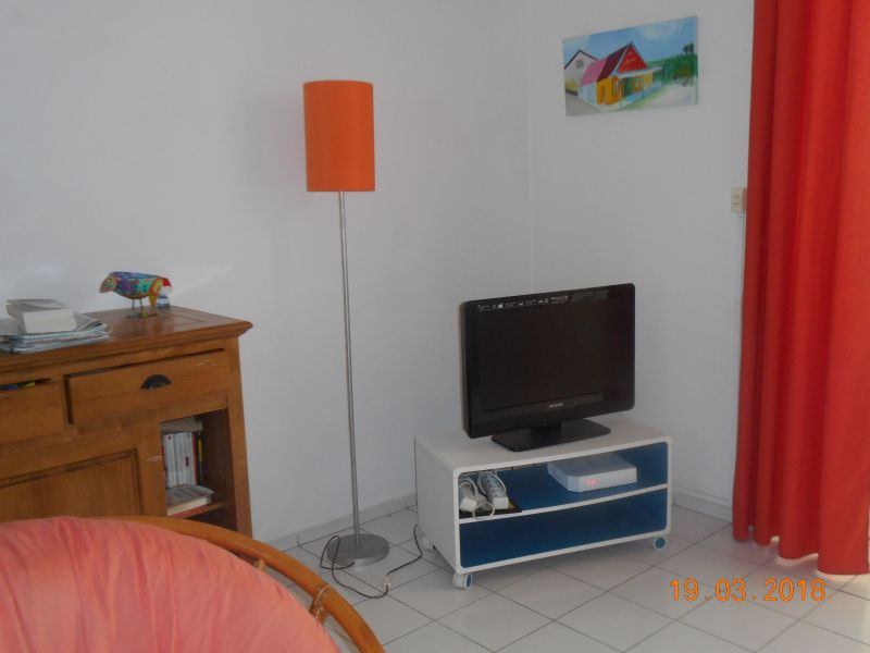 Sala de estar Alquiler Apartamento 86341 Gosier (Guadalupe)