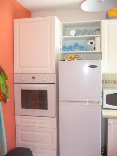 Cocina americana Alquiler Apartamento 86341 Gosier (Guadalupe)