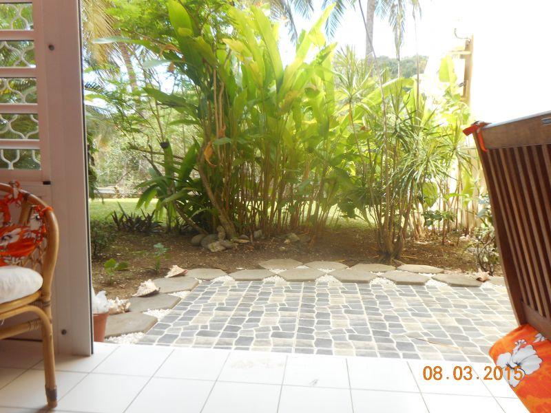 Vistas desde la terraza Alquiler Apartamento 86341 Gosier (Guadalupe)