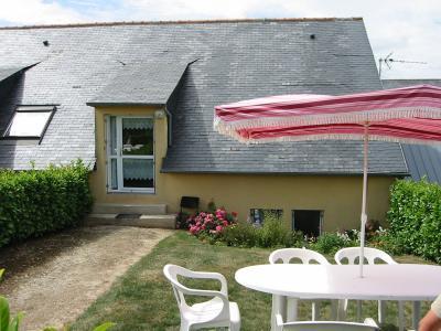 Vistas desde la terraza Alquiler Casa rural 94165 Crozon