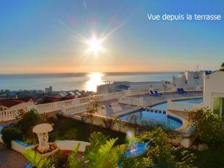 Vistas desde la terraza Alquiler Apartamento 98939 Pe��scola