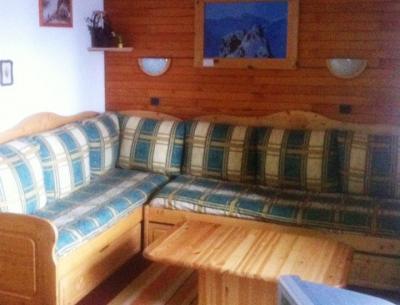 Sala de estar 1 Alquiler Estudio 2169 La Plagne