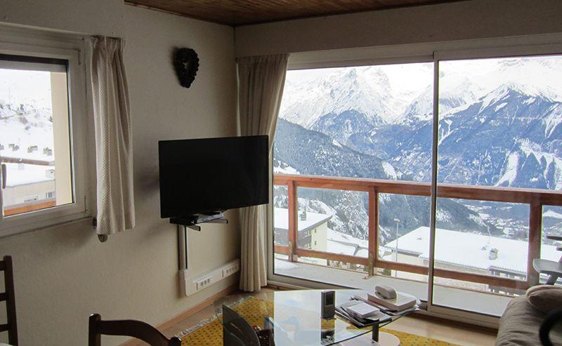 Sala de estar Alquiler Apartamento 64 Alpe d'Huez