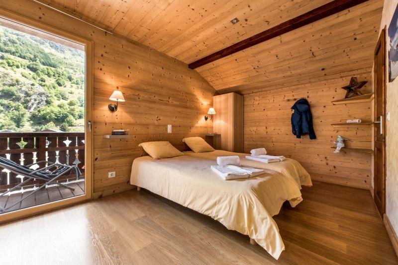 dormitorio 2 Alquiler Chalet 100576 Les Menuires