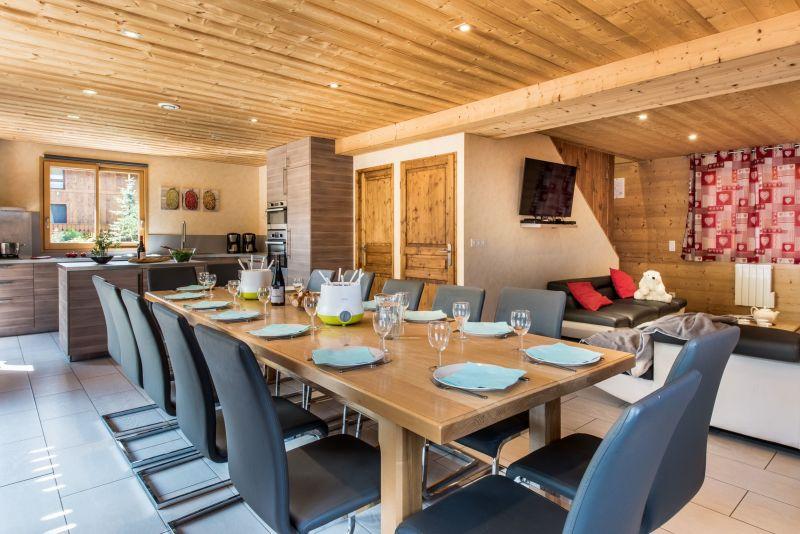 Sala de estar Alquiler Chalet 100576 Les Menuires