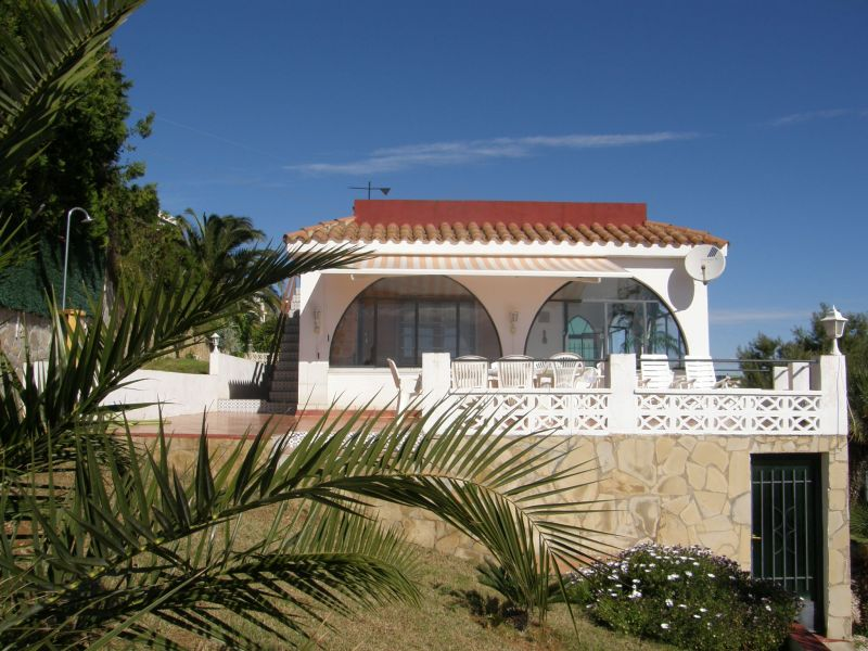 Jardín Alquiler Villa 104138 Peñíscola