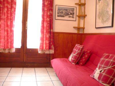 Sala de estar Alquiler Estudio 106038 Bourg saint Maurice