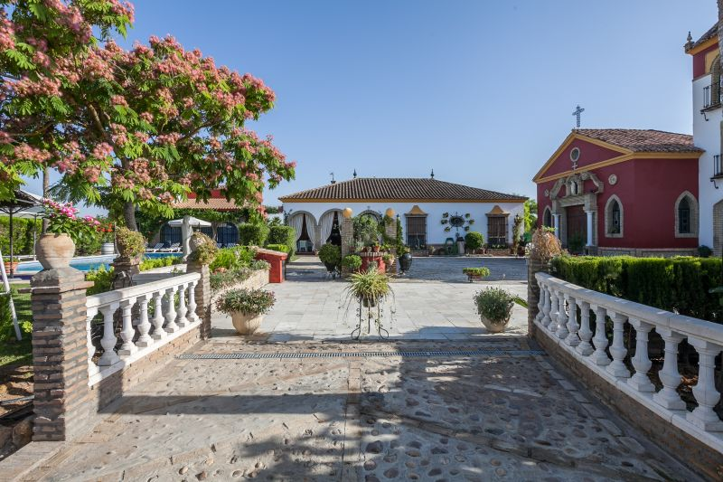 Entrada Alquiler Casa rural 106073 Utrera