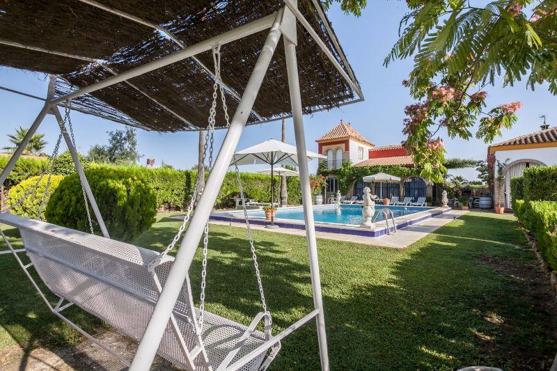 Jardín Alquiler Casa rural 106073 Utrera