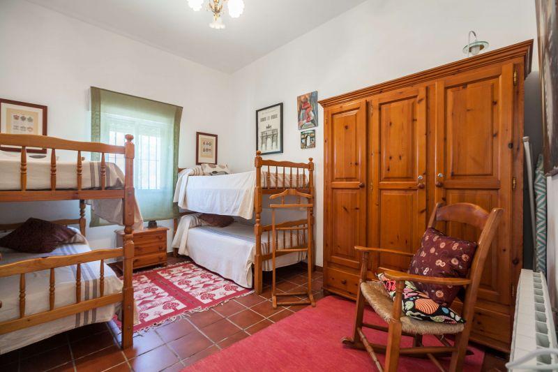 dormitorio 4 Alquiler Casa rural 106073 Utrera