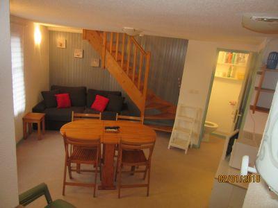 Sala de estar Alquiler Apartamento 112533 Luz Saint Sauveur