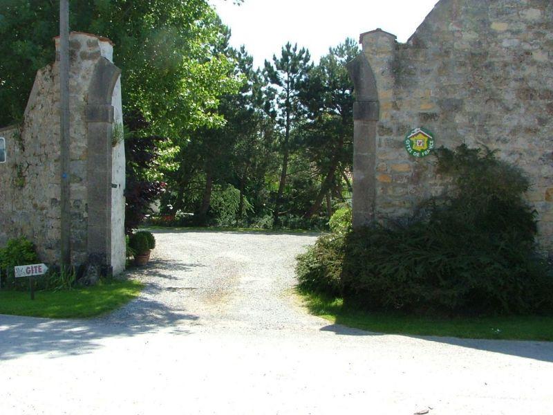 Entrada Alquiler Casa rural 115484 Wissant