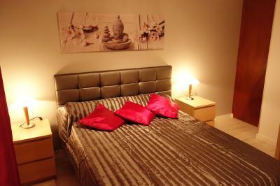 dormitorio 1 Alquiler Apartamento 68456 Ax Les Thermes