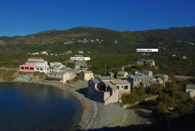 Vistas de las proximidades Alquiler Casa rural 68607 Centuri
