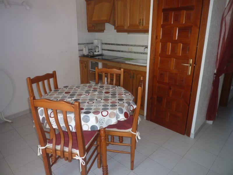 Cocina americana Alquiler Apartamento 71551 Denia
