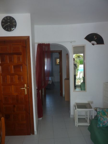 Pasillo Alquiler Apartamento 71551 Denia