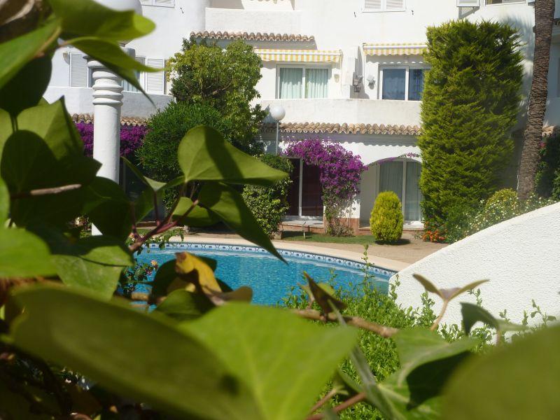 Jardín Alquiler Apartamento 71551 Denia