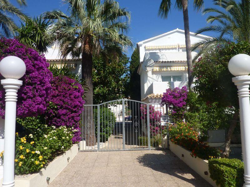 Entrada Alquiler Apartamento 71551 Denia