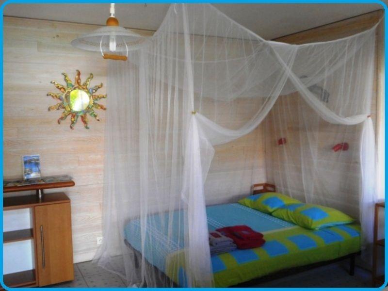 dormitorio 1 Alquiler Casa rural 71841 Sainte Anne (Guadalupe)
