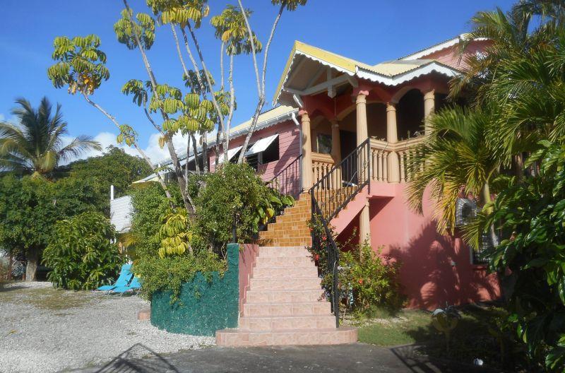 Entrada Alquiler Casa rural 71841 Sainte Anne (Guadalupe)