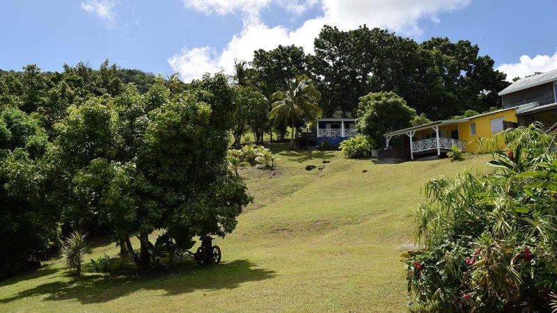 Vistas exteriores del alojamiento Alquiler Casa rural 73814 Deshaies