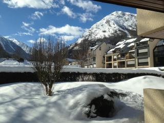 Vistas desde la terraza Alquiler Apartamento 75741 Saint Lary Soulan