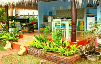 Cocina de verano Alquiler Villa 80641 Nusa Dua
