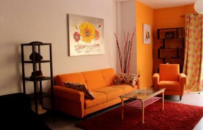Sala de estar Alquiler Apartamento 83636 El Medano