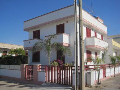 Vistas exteriores del alojamiento Alquiler Apartamento 84982 Pescoluse