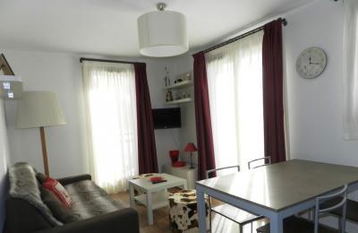 Sala de estar Alquiler Apartamento 87167 Les 2 Alpes