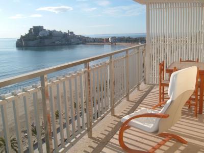 Vistas desde la terraza Alquiler Apartamento 92382 Pe��scola
