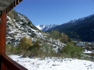 Vistas desde el balc�n Alquiler Estudio 94636 Port� Puymorens