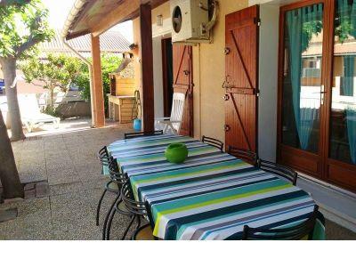 Terraza Alquiler Villa 100786 Valras-Plage
