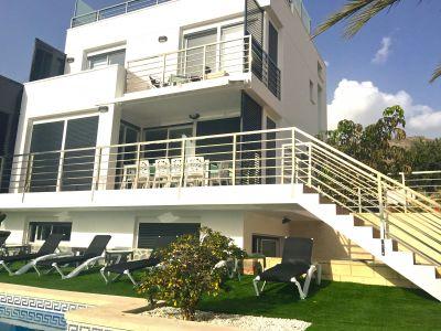 Alquiler Villa 102368 Benidorm