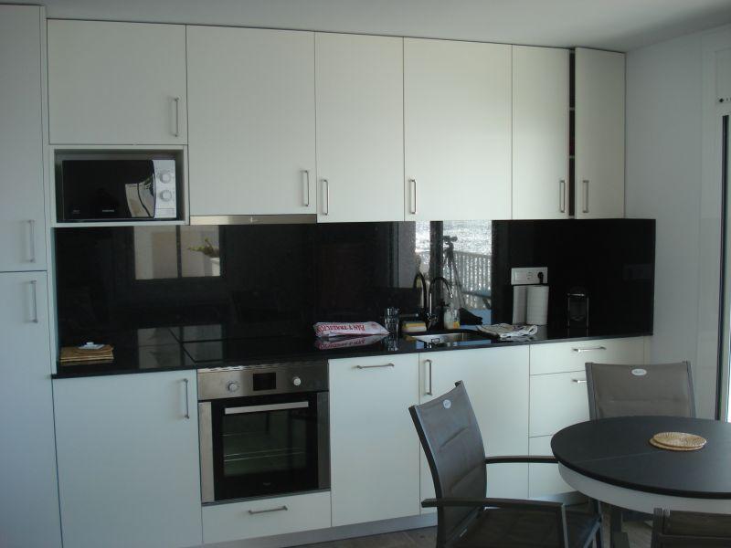 Cocina americana Alquiler Apartamento 109610 Rosas